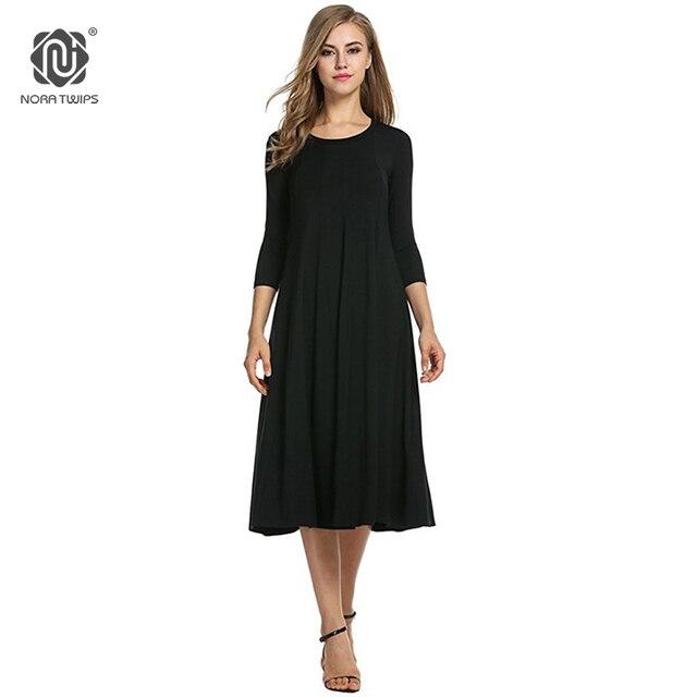 2018 женское хлопковое и льняное винтажное платье повседневные свободные однотонные длинные драпированные платья плюс размер 2XL 3XL Большие размеры Платья для вечеринок