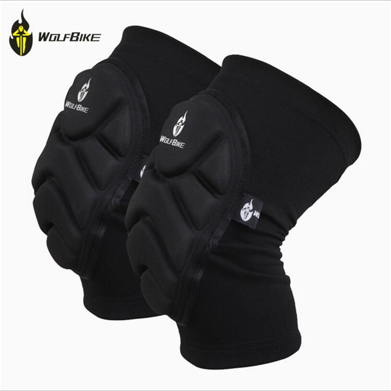 Kneepad Men Women Skiing Goalkeeper Soccer Football Volleyball Extreme  Sports Knee Pads Protect Cycling Protector-in Elbow   Knee Pads from Sports  ... 465999864