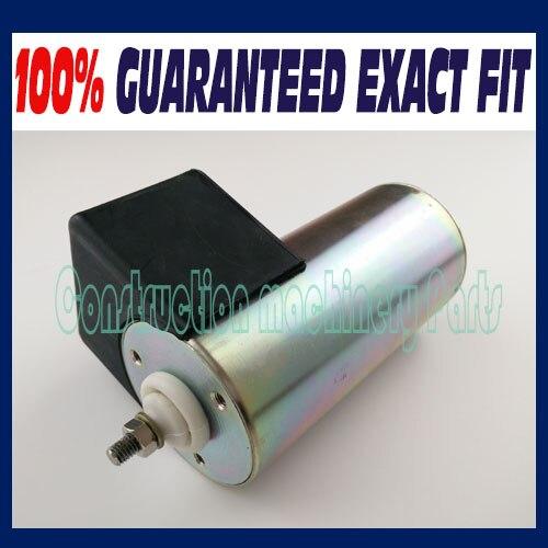 01181663 0118 1663 Deutz Engline FL912 BF4L913 F4L913 BF6L913 Fuel Shutoff Solenoid 12V