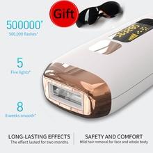 Hair Removal RemovaTools Laser Depilator IPL Epilator Permanent Touch Body Leg Bikini Trimmer Photoepilator