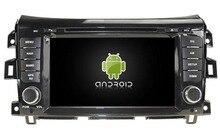 NAVIRIDER Ocho Core 4 GB RAM 6.0.1 Android reproductor multimedia del coche para NISSAN NAVARA coche dvd gps BT de radio estéreo USB