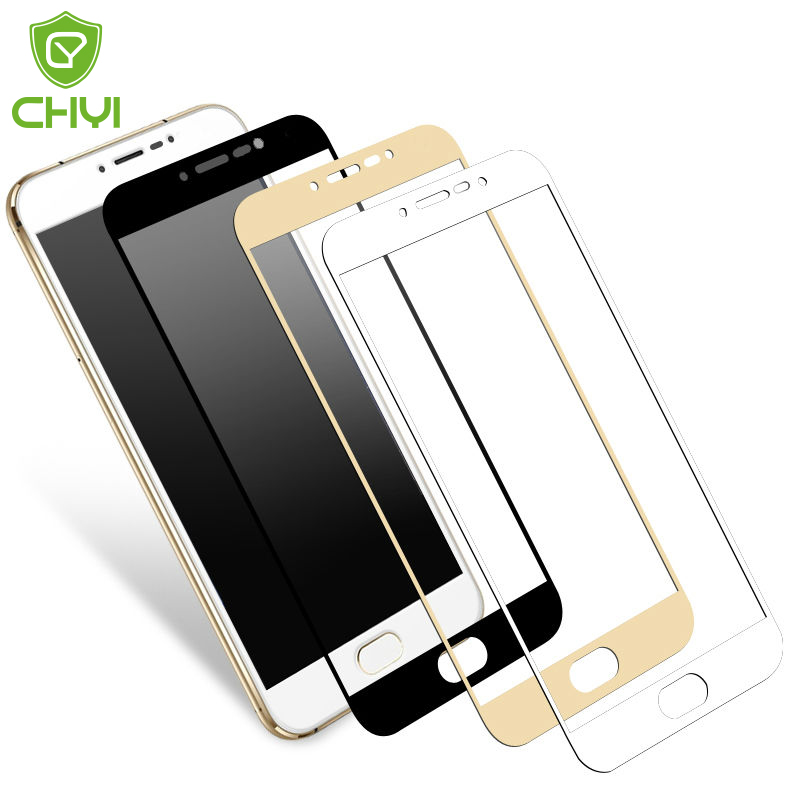 CHYI Tempered-Glass Screen-Protector Note Meizu 16th Oleophobic-Coating for M6 M3 M5s