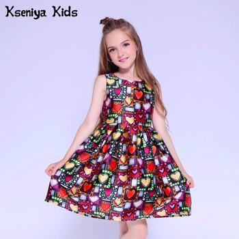 a2884cf884 Kseniya niños vestido princesa niña ropa marca lindo niños vestidos de fiesta  para niñas 10 12 niñas vestidos edad 13