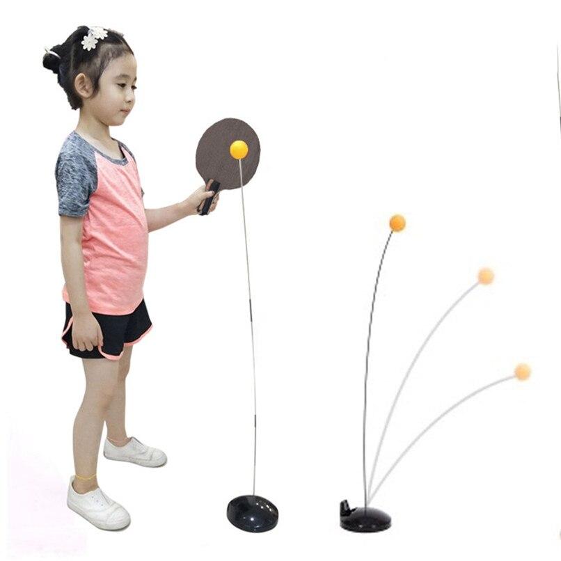 0.9 m Tennis de Table formateur élastique doux arbre Tennis de Table Ping-Pong loisirs Sports Tennis de Table accessoires équipement #2m16