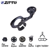2019 new MTB BIKE GPS Go Pro Sports Out front Mount For Garmin Cat Eye Bryton Bicycle Computer Camera Light Holder All In One