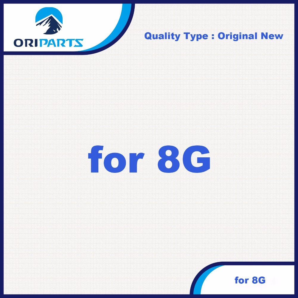5pcs/lot Official Original New A Quality Screen for 8G LCD Display Black/White5pcs/lot Official Original New A Quality Screen for 8G LCD Display Black/White
