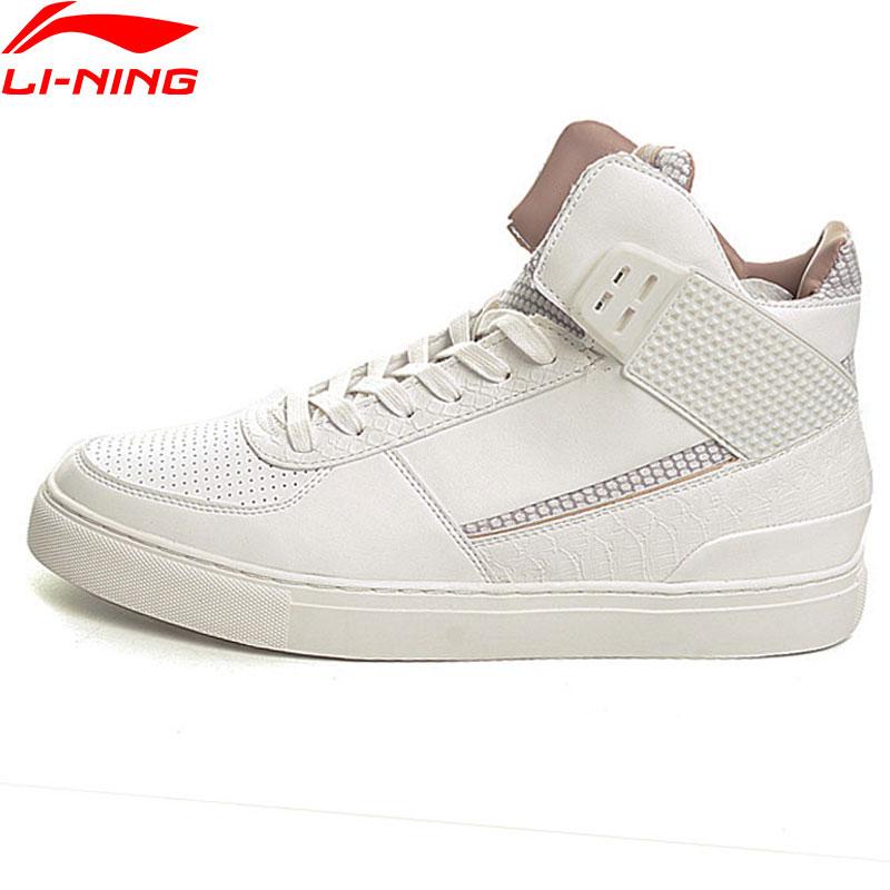 Li-Ning Sports Life Men Walking Shoes Leisure Stylish Sneakers Classic Breathable LiNing GLKM021 YXB065