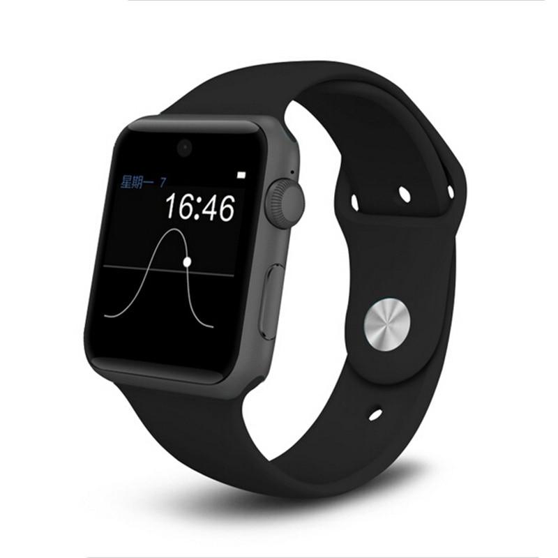 Smart watch DM09 VS IWO6 IWO 7 IWO 5 For sony smart watch 3 support sim card slot MTK2502 woman smartwatch for iphone 7 8 x