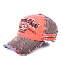 64e0ad213f3aa Moda antigo piercing chapéu afiação boné de beisebol esportes ao ar livre  sombra chapéu homens e