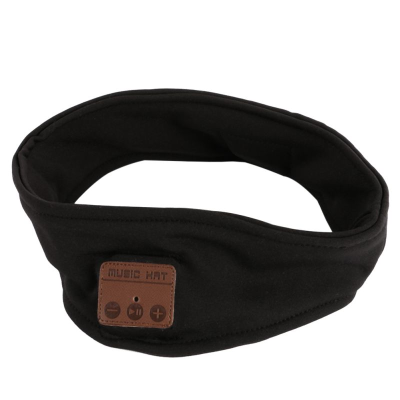 Portable Winter Warm Beanie Hat Wireless Bluetooth Smart Cap Hats Headphone Sports Headset Speaker with Mic