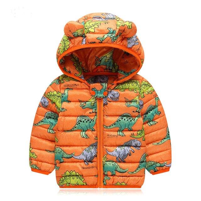 7983c0591069 Big Size Baby Girls Jackets 2018 Autumn Winter Jacket For Girls ...