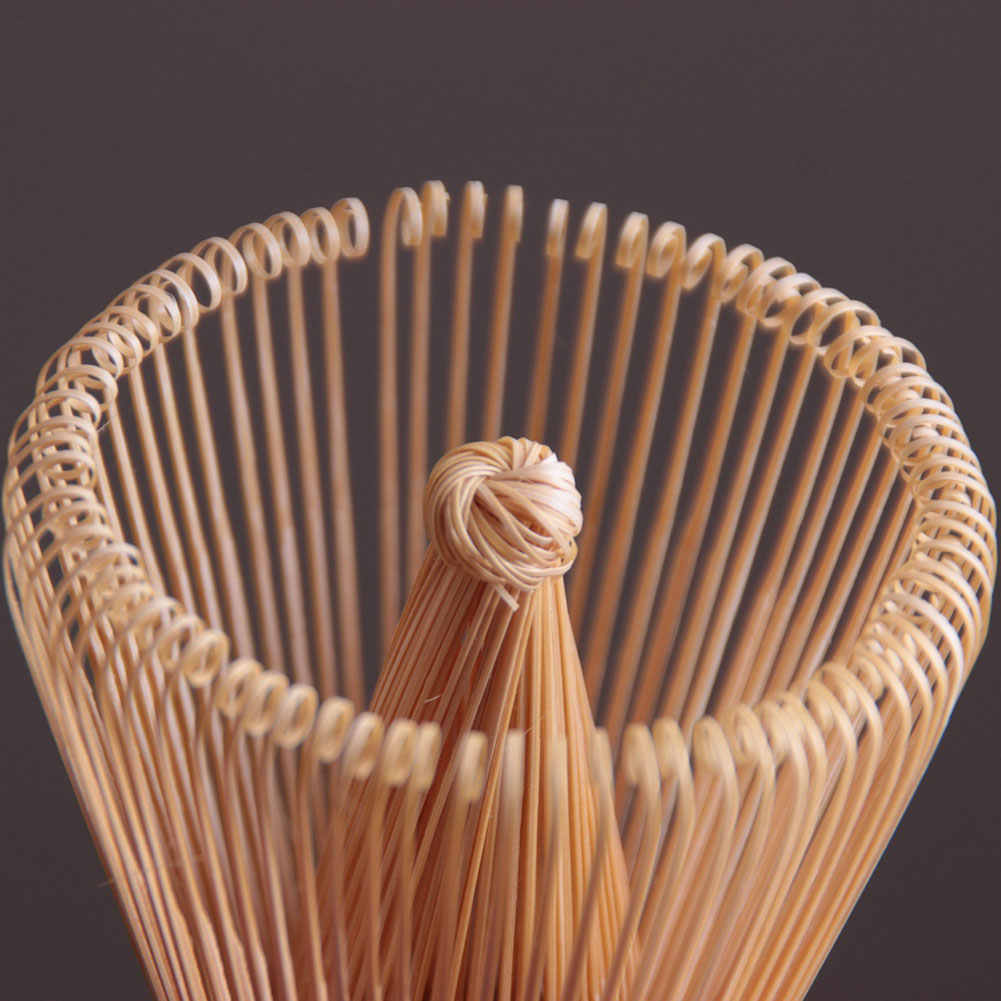4 шт./компл. бамбуковая ложечка чайные инструменты с венчик для чая на крючке совок и ложки TN99