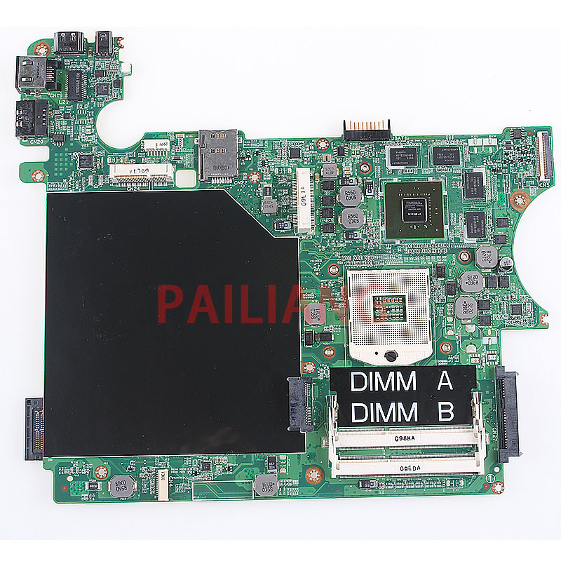 PAILIANG Laptop motherboard for DELL XPS L401X PC Mainboard CN 0N110P 0N110P GT425M tesed DDR3