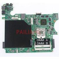 Pailiang 노트북 마더 보드 dell xps l401x pc 메인 보드 CN-0N110P 0n110p gt425m tesed ddr3