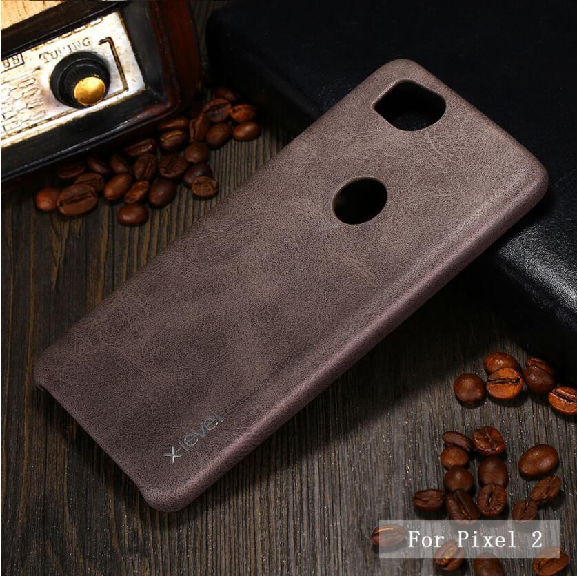 Case For Google Pixel 2 Case Ultra Thin PU Back Cover Case For Google Pixel 2 3 XL Cover Phone Case Business Vintage