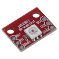 Hot Red WS2812 RGB 5050 LED Breakout Module For Arduino Wholesale