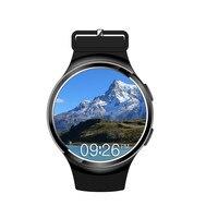 New X3 Plus watch phone Bluetooth Wifi Android Smart Watch Phone IPS Screen Round Smartwatch Whatsapp Facebook Google Map Voice