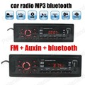 Free shipping Car Radio FM MP3 player with USB SD slot car stereo bluetooth music phone universal 1 din size