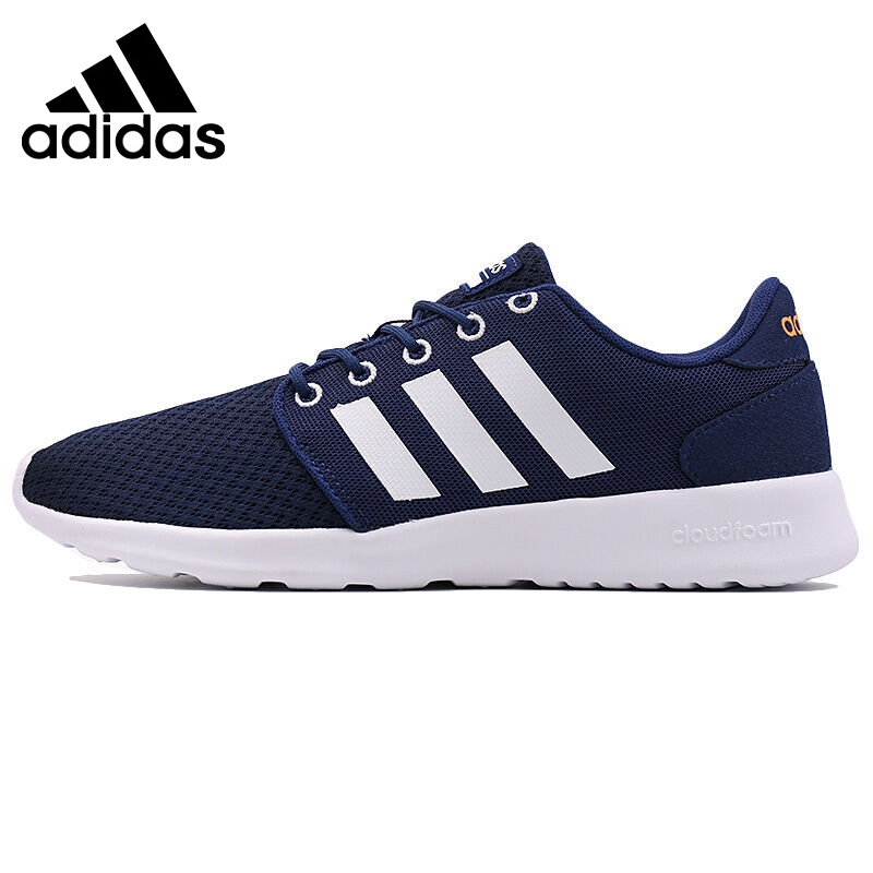 Original New Arrival  Adidas NEO Label CE QT RACER W Women's  Skateboarding Shoes Sneakers