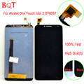 100% Test OT6037 LCD For Alcatel One Touch Idol 2 OT6037 6037 6037Y LCD Display Touch Screen With Digitizer Assembly