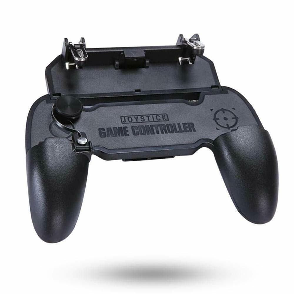 W11+ PUBG Mobile Phone Game Controller Gamepad Joystick Wireless For iPhone For Android Game Accessories