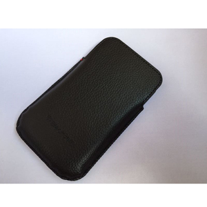 Image 2 - Original Phone Pouch for Blackberry Classic Q20 Genuine Leather Case for Blackberry Q20 Handmade Luxury Fundas Skin Bag