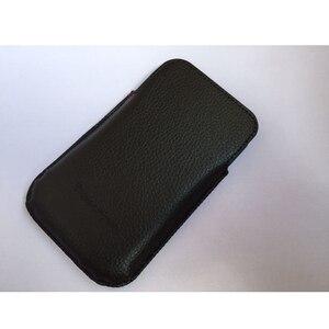 Image 2 - Orijinal Telefon Kılıfı için Blackberry Klasik Q20 Hakiki Deri Kılıf Blackberry Q20 El Yapımı Lüks Fundas için Cilt Çanta