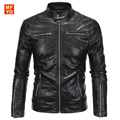 New Brand Luxury Fashion Motorcycle Leather Jackets Men Autumn Winter Clothing Men Leather Jackets Casual Coats Jaquetas 5XL