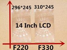 2ピース送料無料14インチプロフェッショナルプロジェクターフレネルレンズでhd細かい溝ピッチ用diyプロジェクターキットフレネルレンズ