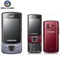 Оригинальный Разблокирована Samsung c6112 Мобильный Телефон dual sim карты C6112 сотовый телефон bluetooth mp3 плеер бесплатная доставка