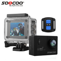 SOOCOO C10SR 2 4G Remote Control 2 0 Inch Wifi Action Video Camera 1080P Full HD