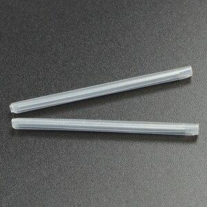 Image 2 - Fundas de protección de fibra óptica suave, lote de 1000 unidades de 40mm y 45mm, Protector de empalme termorretráctil, Tubo termorretráctil