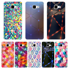 Case For Samsung A5 2017 Case Cover for Samsung Galaxy A3 2017 Soft TPU Silicone Phone Case For Samsung Galaxy A3 A5 2016 fundas samsung galaxy a5 2017 черный
