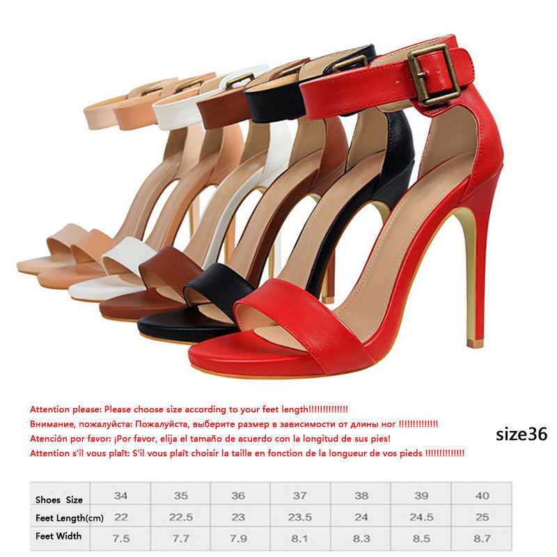 f4603f72f ... Karinluna brand design Women s shoes High Heels PU Leather Sandals  Summer Wholesale dropship Lady Nude Sexy ...