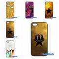 Broadway Cast Hamilton Phone Cases Cover For Apple iPhone 4 4S 5 5S 5C SE 6 6S 7 Plus 4.7 5.5 iPod Touch 4 5 6