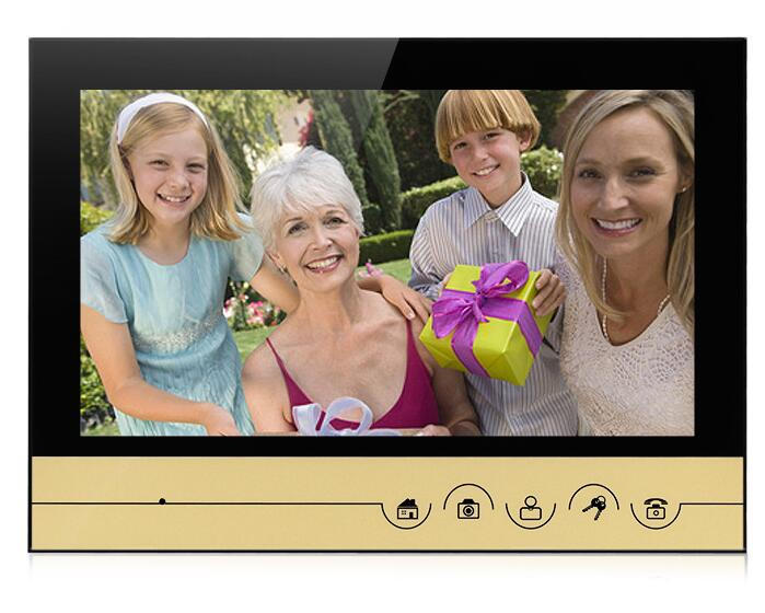 9 Inch LCD Screen For Wired Video Door Phone Without Camera9 Inch LCD Screen For Wired Video Door Phone Without Camera