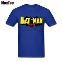 Batman Robin Tees Shirt Men Man S Fashion Short Sleeve Thanksgiving Day Custom XXXL Family Shirts