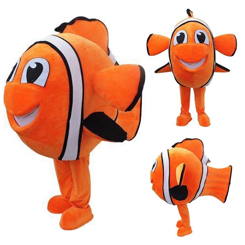 Nemo Hal kabalája jelmez Cosplay Halloween Fancy Party - Jelmezek