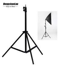 Studio photography light accessories Flash Speedlight Umbrella Stand 2m/6.5ft 1/4 head Holder Bracket Tripod Light Stand Tripod все цены