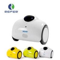 Escam QN02 Wifi Mini Domowego Robota IP Kamera Bezprzewodowa Niania Dotykając Interakcji Obsługa Kamer Dwukierunkowy Dźwięk