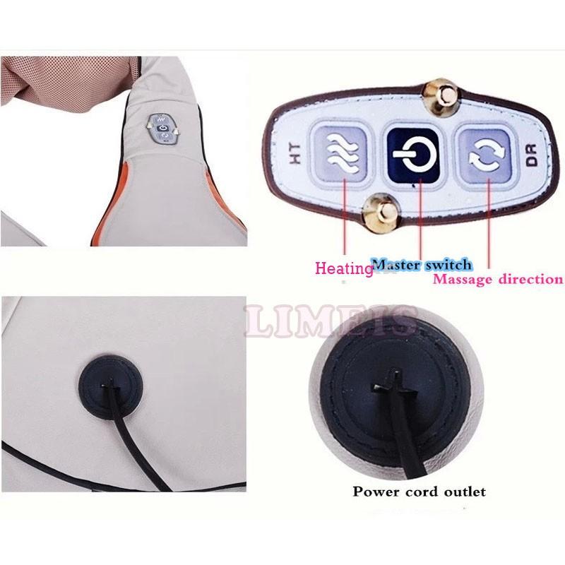 U shape electric shoulder massager 2