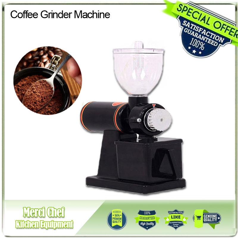 2017 New Arrival Coffee Machine Grinders Maker 220V Coffee Grinder Machine Coffee Mill Commercial Electric Food Processor wavelets processor