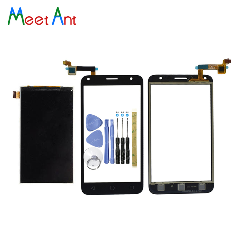 New High Quality 5.0'' For Alcatel One Touch 5010 5010D OT5010 Lcd Display With Touch Screen Digitizer Sensor