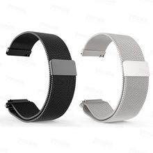 """YOOSIDE 24 מ""""מ ממילאנו נירוסטה שעון להקת רצועת עבור Suunto SPARTAN/9 החלפת צמיד יד Watchbands"""