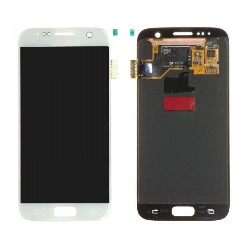 Pour Samsung Galaxy S7 G930 G930F LCD écran tactile numériseur assemblée