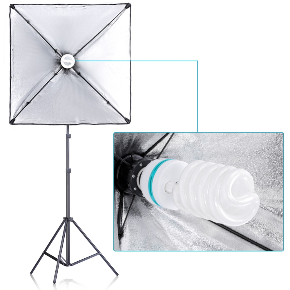Pro Photography Lighting Kit - 3 Packs 24x24 inches 6