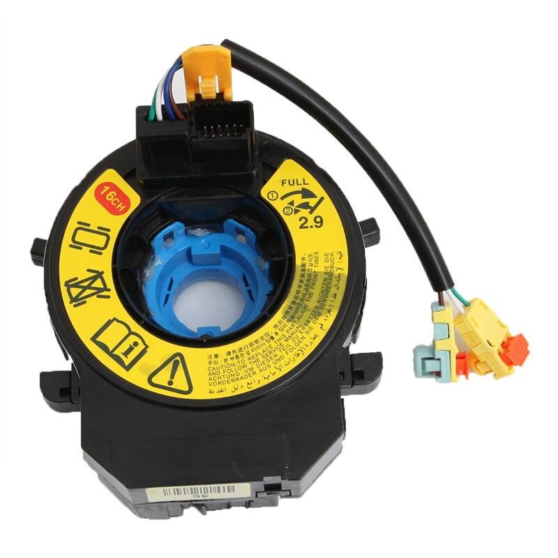 Рулевое колесо комбинированный переключатель кабель в сборе для hyundai Elantra 12 контактов 93490-3S400 934903S400