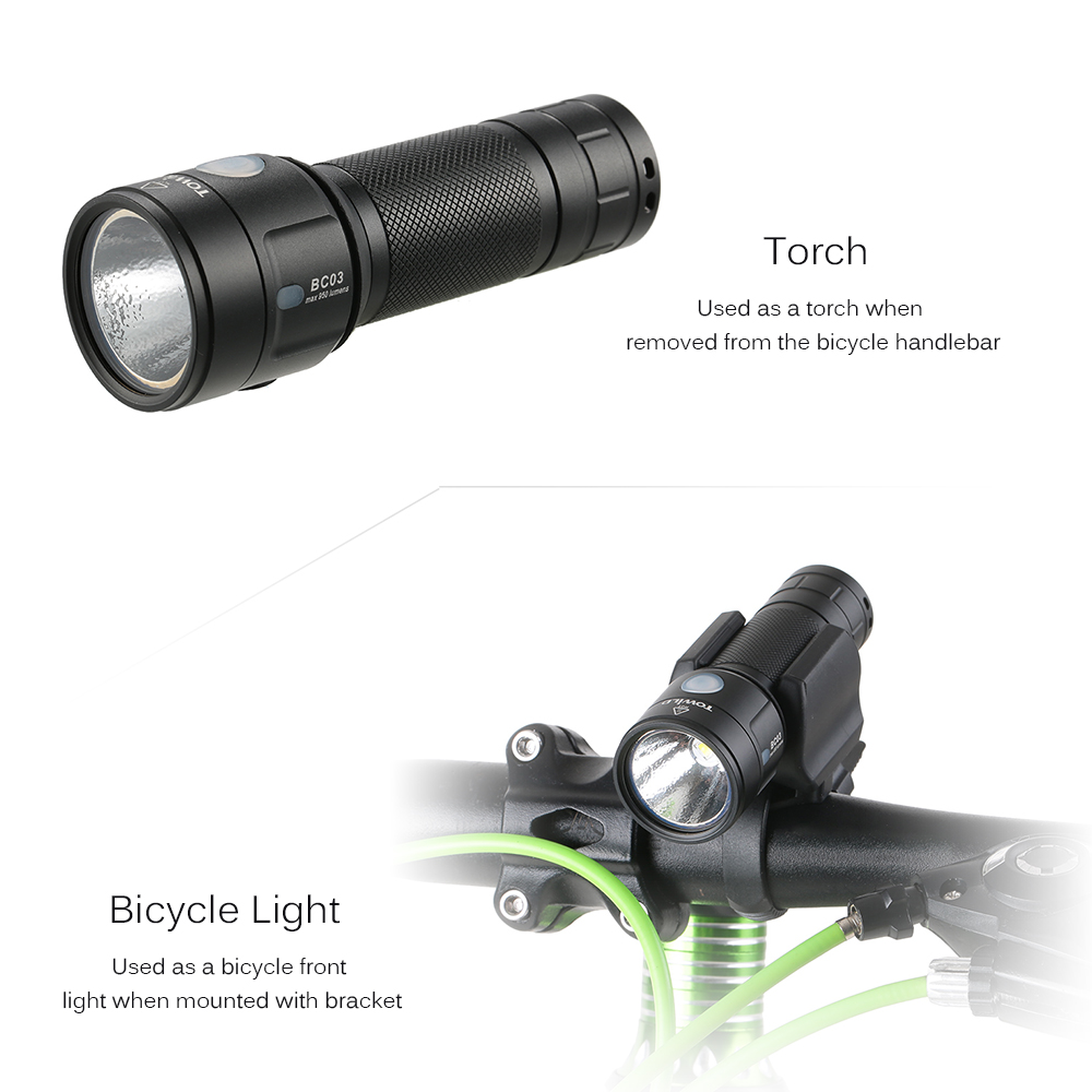 Towild 950 Lumens Led Sepeda Lampu Depan Cahaya Bersepeda Usb Senter Rechargeable Headlight Torch Dengan Mount Di Dari