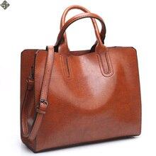 Fashion Leather Handbags Big Women Bag High Quality Casual Female Bags Trunk Tote Spanish Brand Shoulder Bag Ladies Large Bolsos