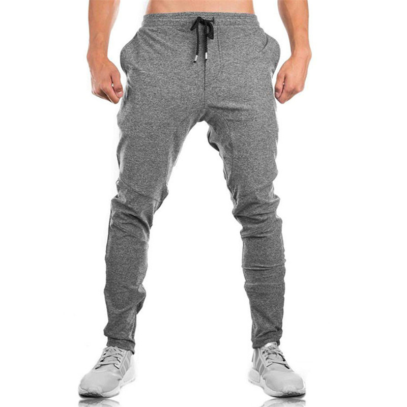 Workout Fitness Pants Male Trousers For Men Brand Clothing New Sweatpants Men Autumn Casual Pants Mens Sweatpants Fashion Slim